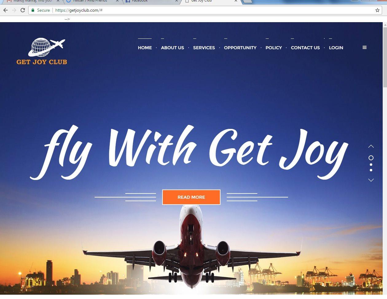 get joy travel pvt.ltd