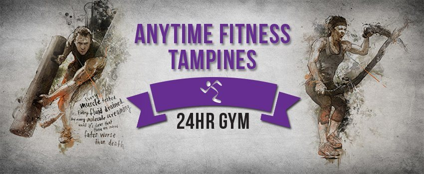 Anytime Fitness Tampines