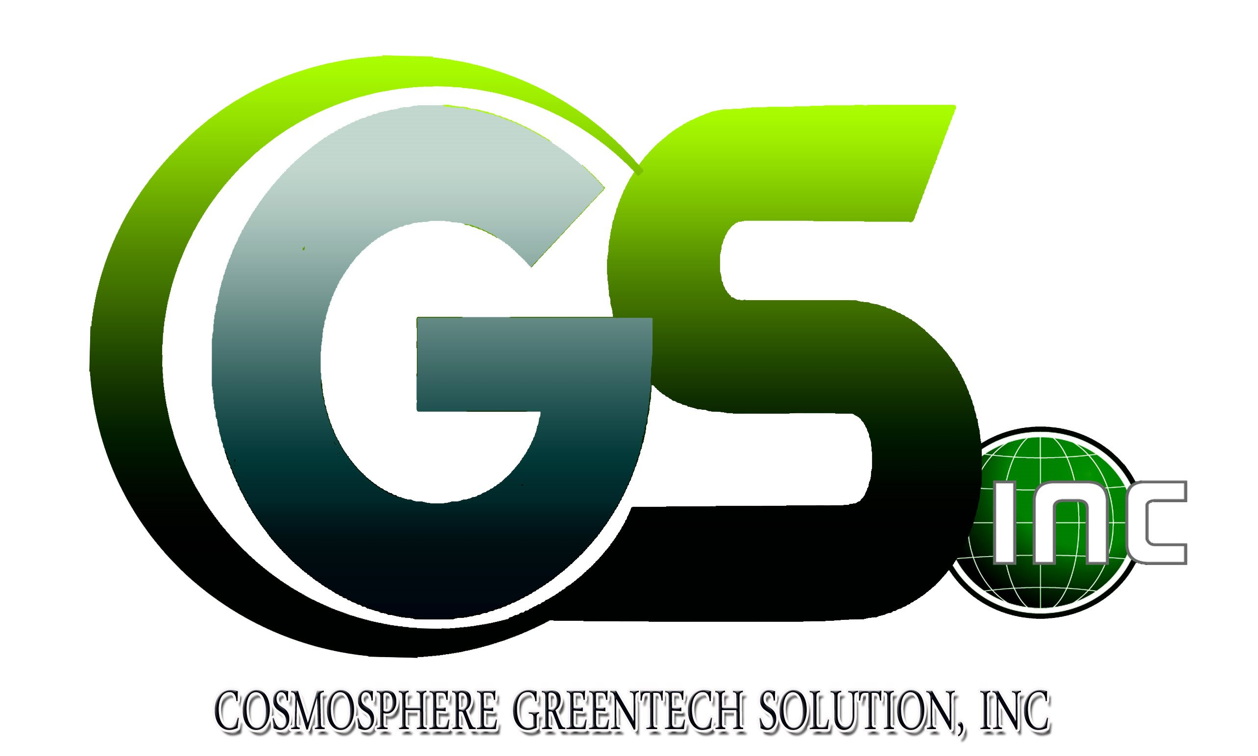 COSMOSPHERE GREENTECH SOLUTION INC.