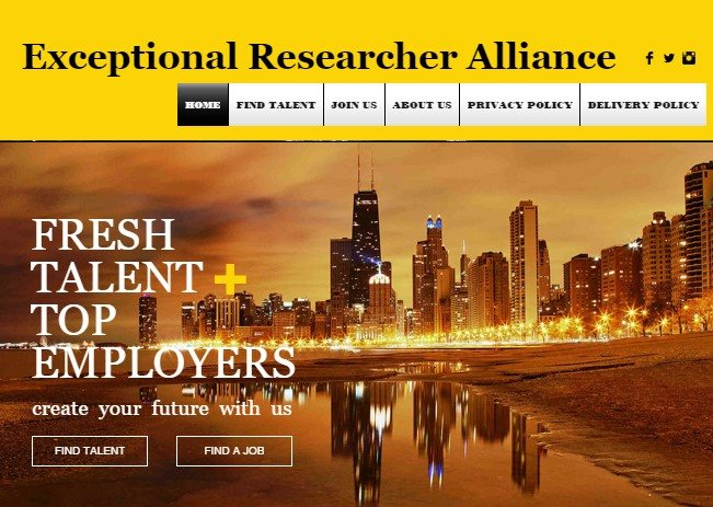 Exceptional Researcher Alliance