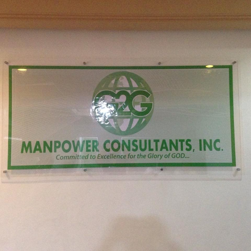 G2G Manpower Consultants, Inc.