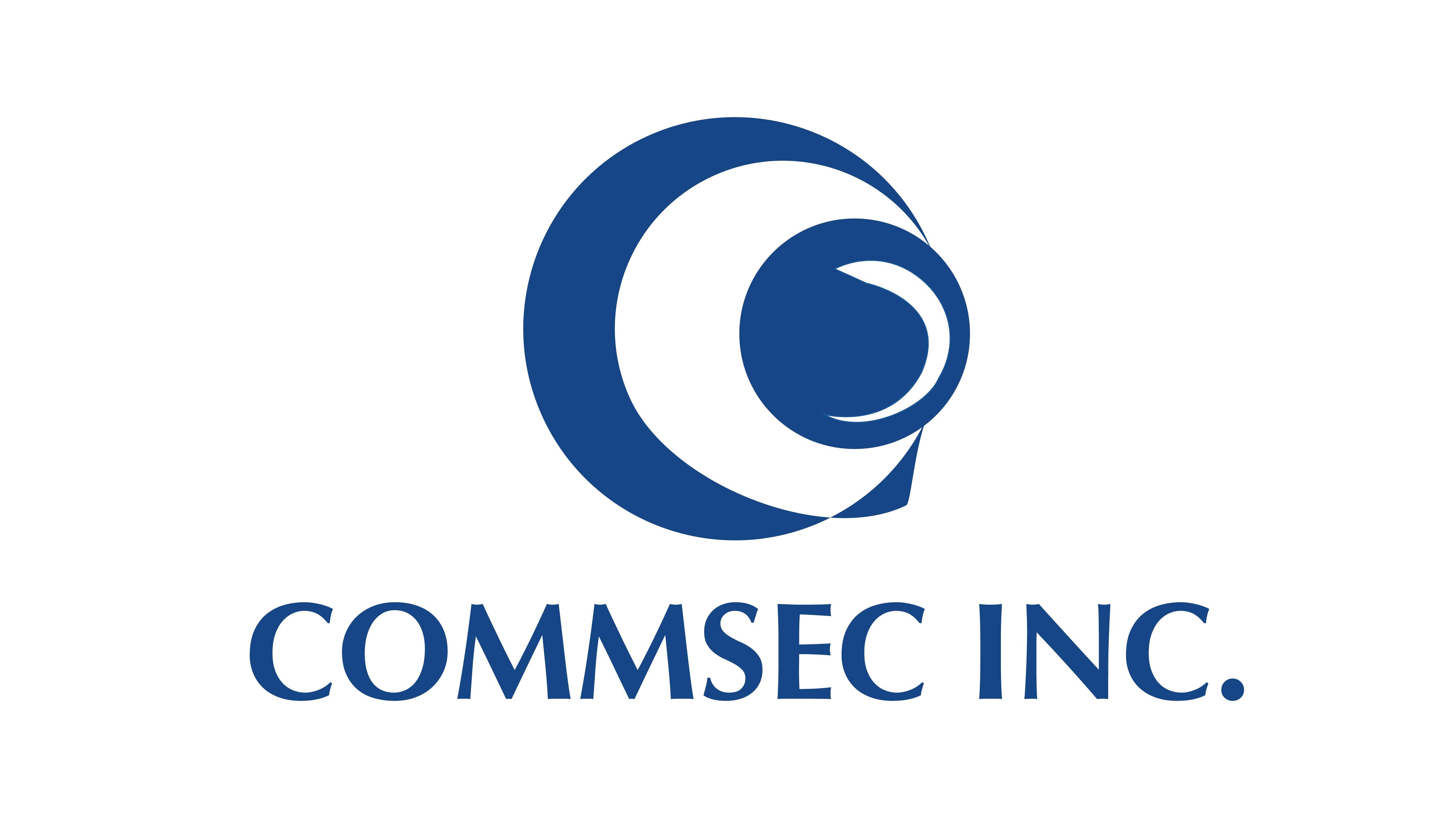 COMMSEC INC.