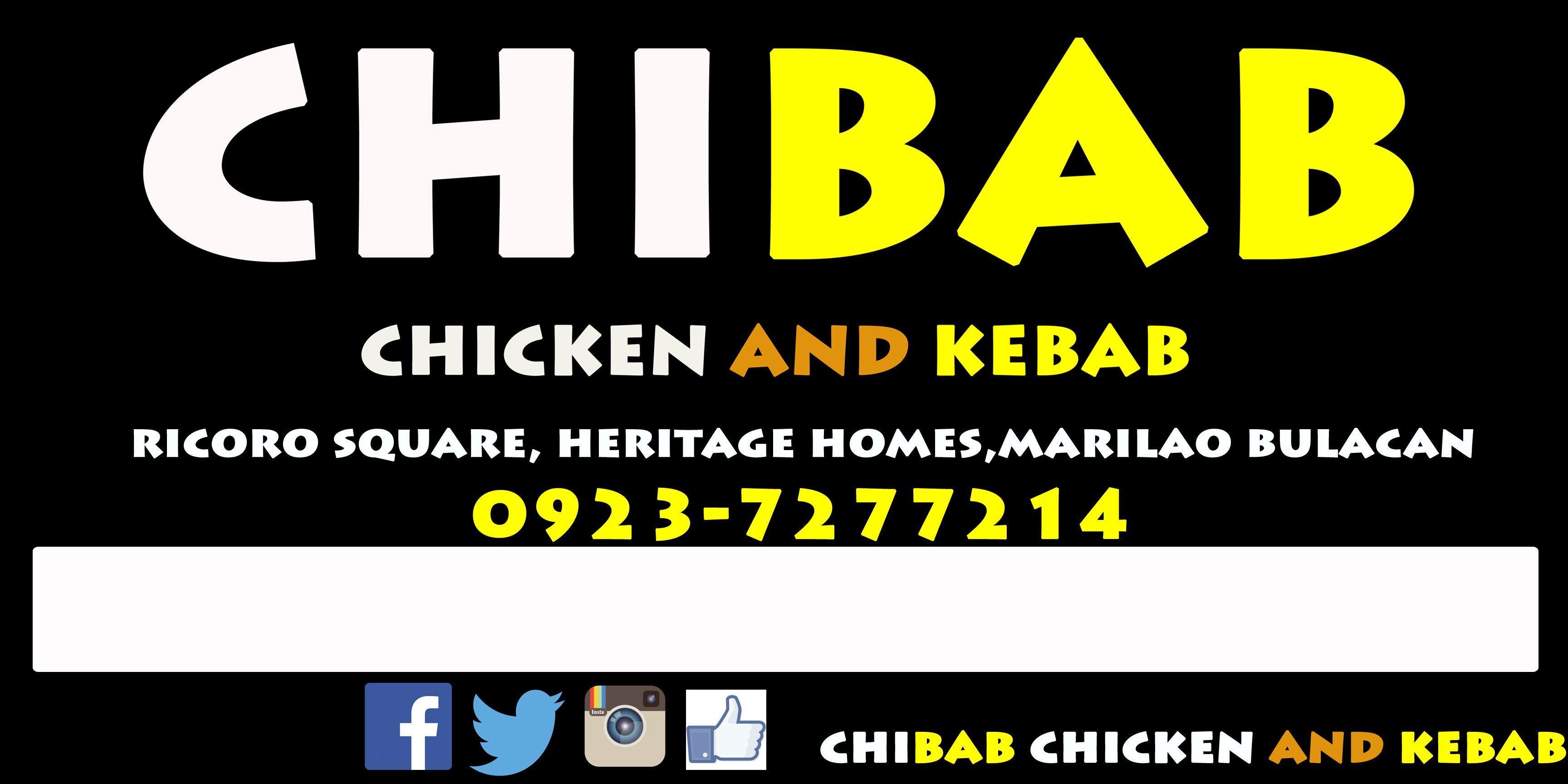 Chibab Chicken and Kebab