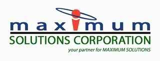 Maximum Solution Corporation