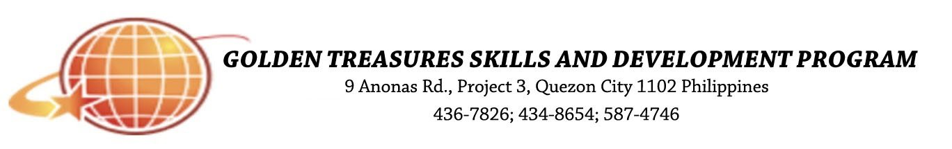 Golden Treasure Skills and Development Program