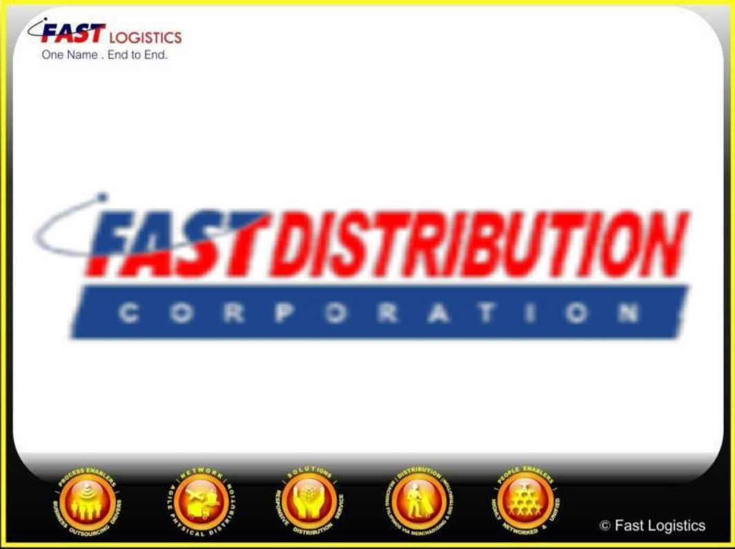 Fast Distribution Corporation