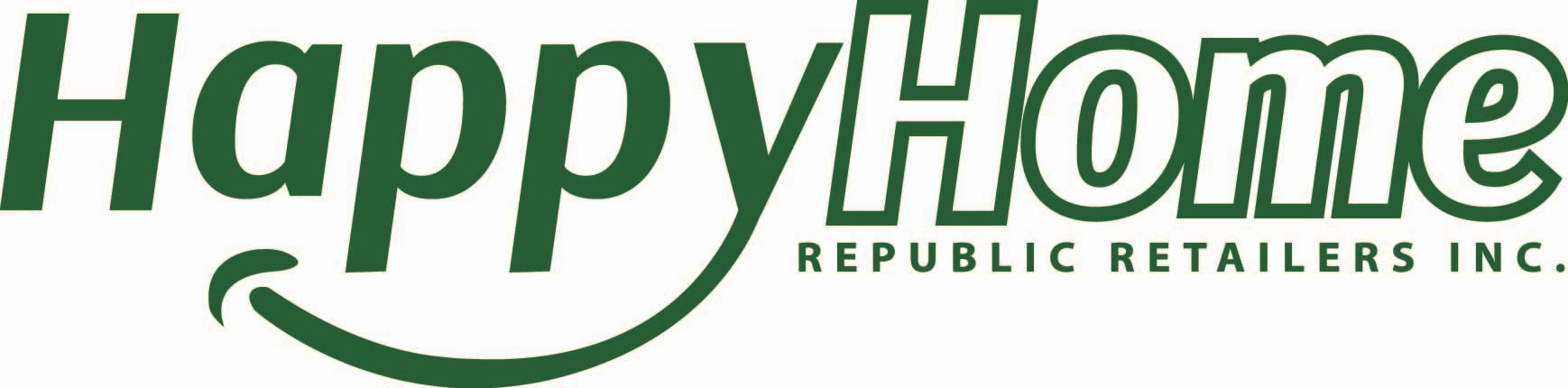 HAPPY HOME REPUBLIC RETAILERS INC