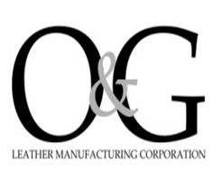 O&G Leather Mftg. Corp.