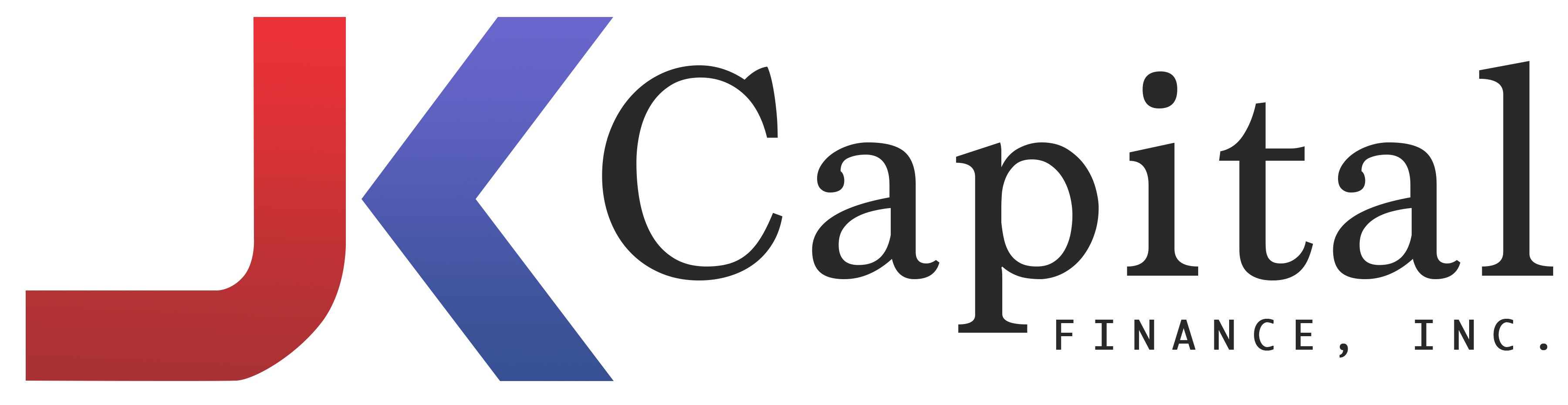 JK Capital Finance, Inc.