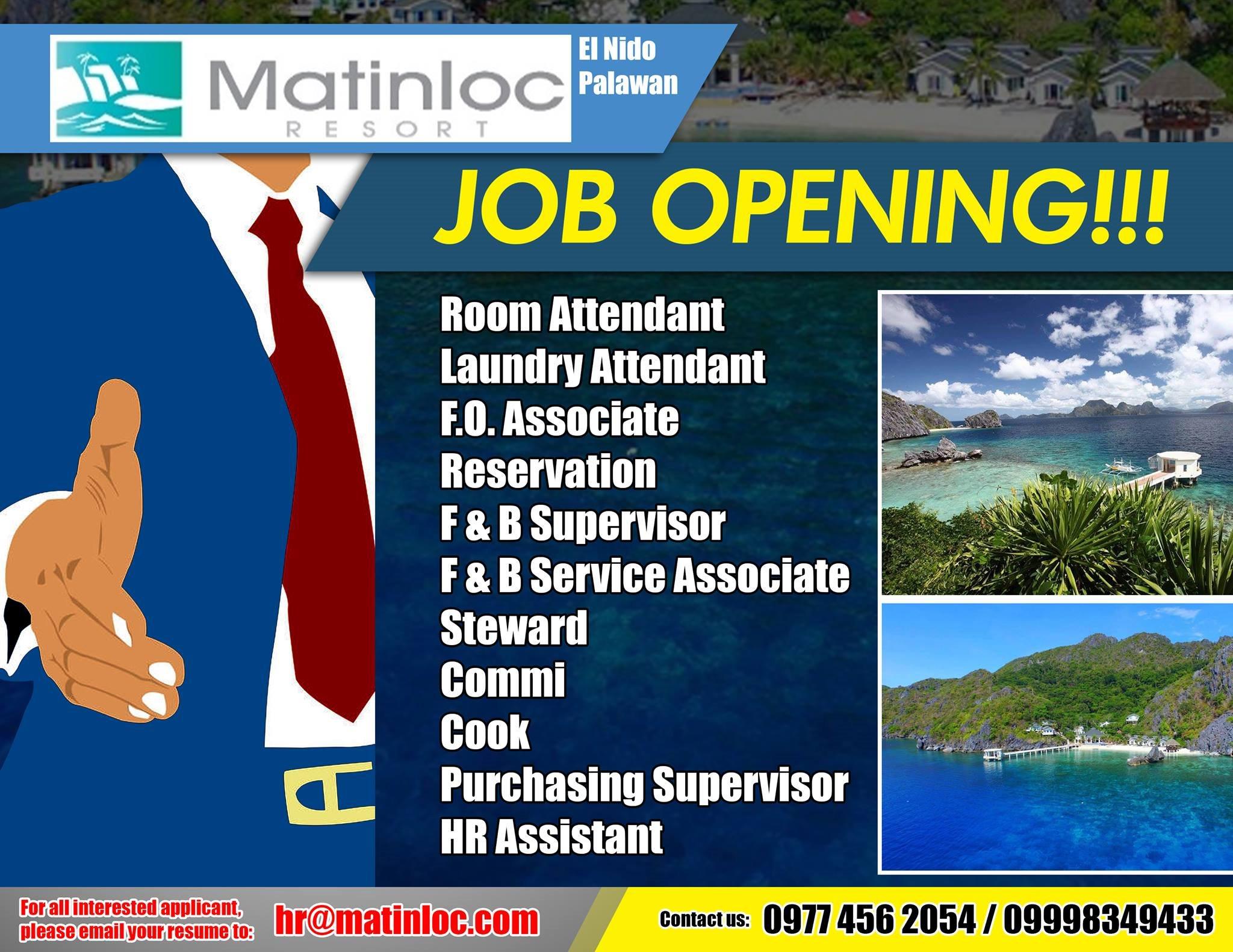 Matinloc Resort Elnido Palawan