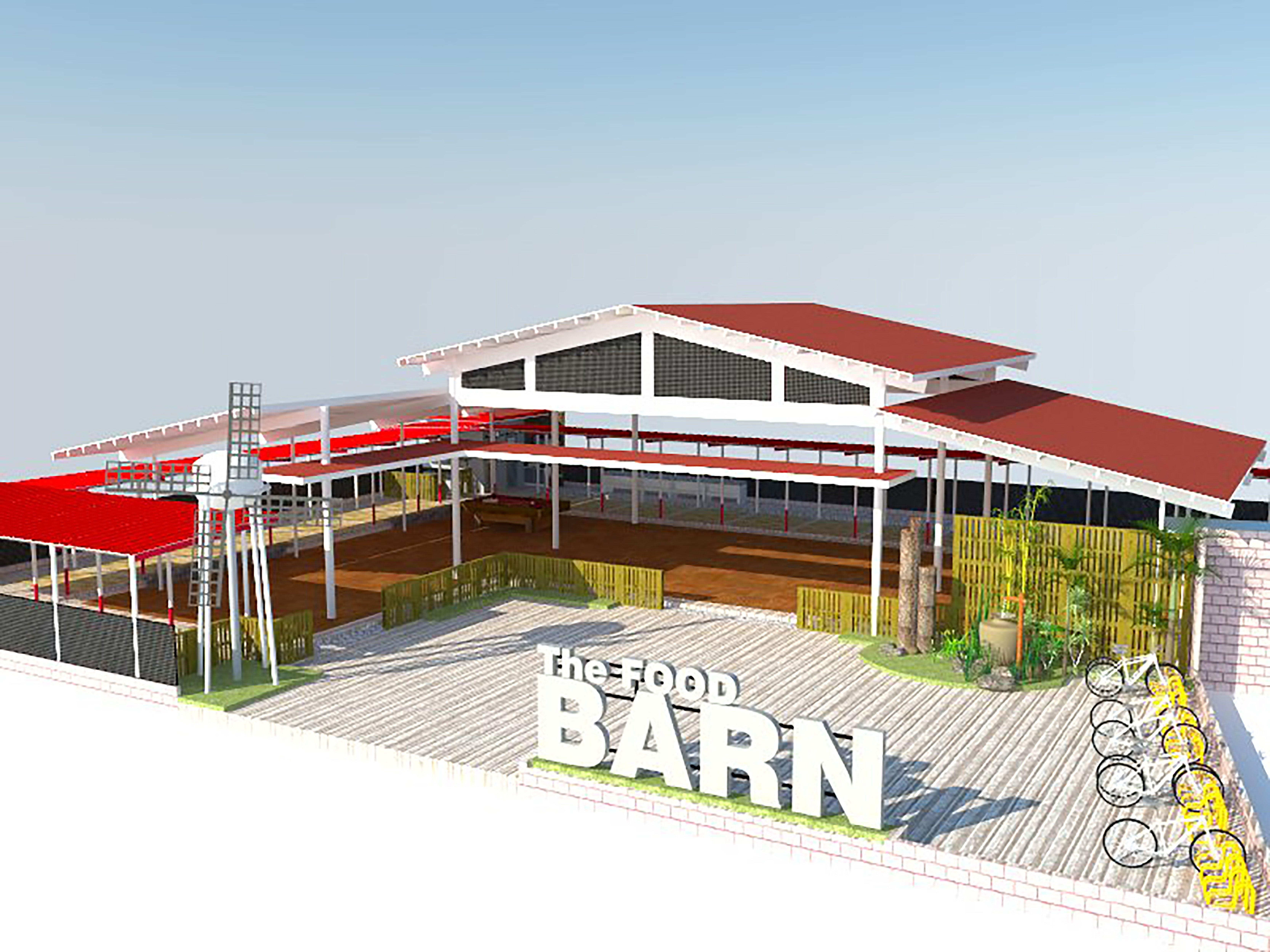 The Food Barn