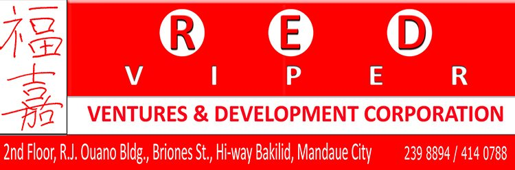 Redviper Ventures and Development Corporation