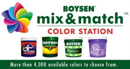 About Pacific Paint Boysen Philippines Inc