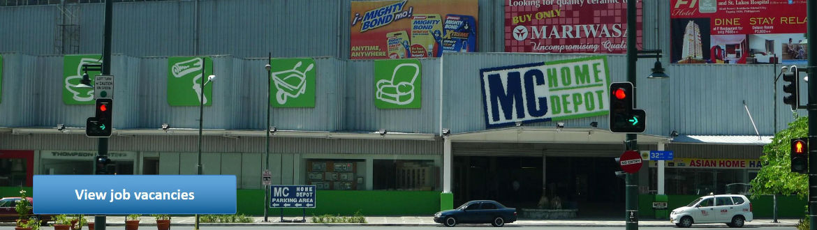 mc home builders depot manila