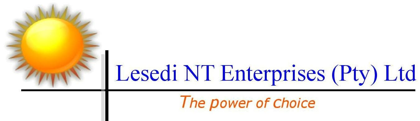 Lesedi NT Enterprises (Pty) Ltd