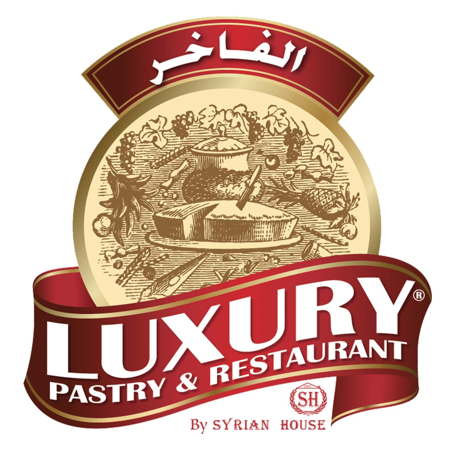 Luxury Pastry Restaurant