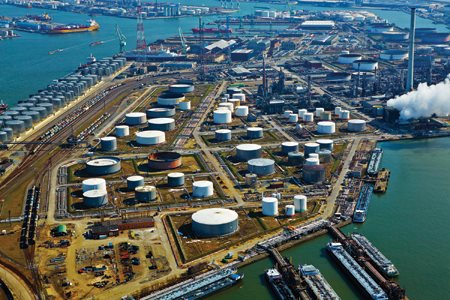 Fawley Refinery UK